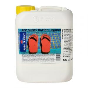 ECO SHOCK RAPIDO LIQUIDO                                               6 Kg