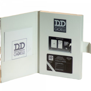 Diamante Sigillato Davite&Delucchi ct 0.10