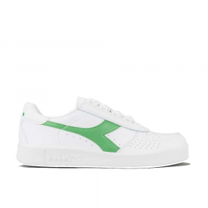 Diadora B.Elite White/Green da Uomo
