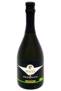Prosecco extra dry doc bio Piazza