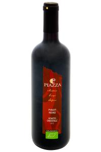 Pinot nero bio Piazza