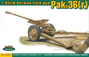 7,62cm German Field Gun Pak.36 (r)