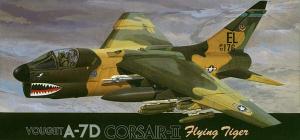 A-7D Corsair-II Flying Tiger