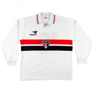 1993 Sao Paulo vs Milan Maglia Match Worn #10 Leonardo  Intercontinental Cup L C.O.A