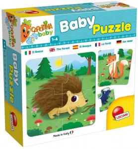 Carotina Baby Puzzle Bosco