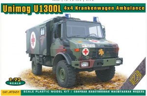 Unimog U1300L (4x4) Ambulance