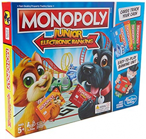 Monopoly - Junior Electronic Banking