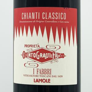 Chianti Classico Lemole DOCG – I Fabbri, Toscana