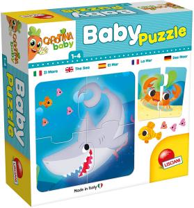 Carotina Baby Puzzle Mare
