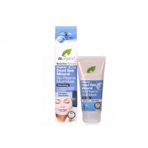 Dr Organic Dead Sea Mineral Mud Mask 100ml