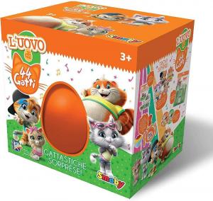 L'uovo di 44 gatti Smoby
