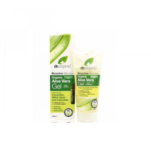 Dr Organic Aloe Vera Cucumber Gel 200ml