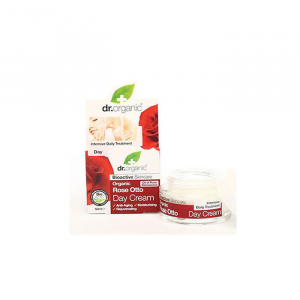 Dr Organic Rose Otto Concentrated Cream 50ml