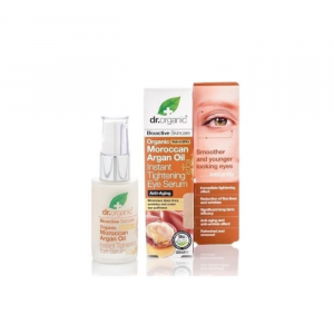 Dr Organic Moroccan Argan Oil Eye Serum 30ml