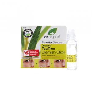 Dr Organic Tea Tree Blemish Stick Roll On 8ml