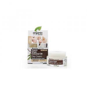 Dr Organic Virgin Coconut Oil Cream 50ml