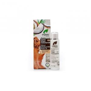 Dr Organic Virgin Coconut Oil Body Oil 90g