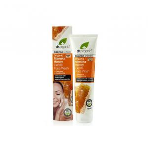 Dr Organic Manuka Honey Gentle Face Wash 150ml