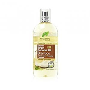 Dr.Organic Virgin Coconut Oil Shampoo 265ml