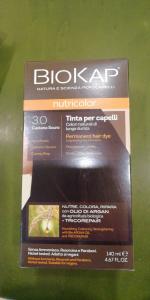 Biokap Nutricolor tinta per capelli 3.o Castano scuro