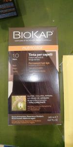 Biokap Nutricolor tinta per capelli 1.0 nero