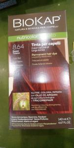 Biokap Nutricolor tinta per capelli 8.64 Rosso Tiziano