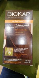 Biokap Nutricolor tinta per capelli 6.0 bjondo tabacco