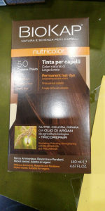 Biokap Nutricolor tinta per capelli 5.0 castano chiaro