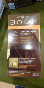 Biokap Nutricolor tinta per capelli 5.06 Castano noce moscata