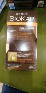 Biokap Nutricolor tinta per capelli 5.3 Castano oro chiaro