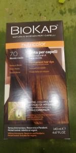 Biokap Nutricolor tinta per capelli 7.0 biondo medio