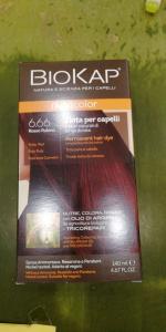 Biokap Nutricolor tinta per capelli 6.66 Rosso Rubino