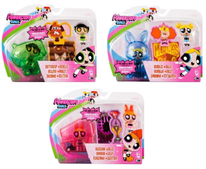 BAMBOLA PPG FGR AURA POWER PUFF 6028581