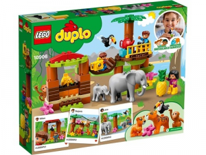 LEGO 10906 L.isola tropicale 10906 LEGO S.P.A.
