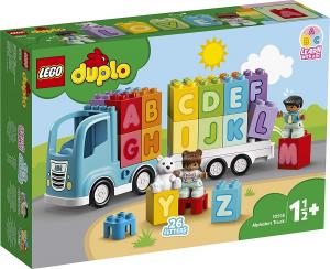 LEGO 10915 Camion dell.alfabeto 10915 LEGO S.P.A.