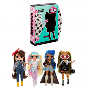 LOL OMG DOLL CORE SERIE 2