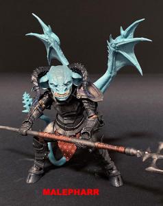Mythic Legions - Arethyr: MALEPHARR