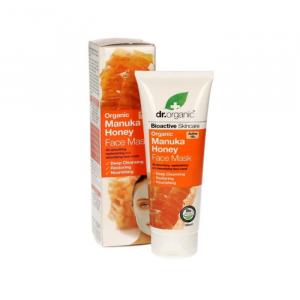 Dr Organic Manuca Honey Face Mask 125ml