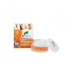 Dr Organic Manuka Honey Rescue Cream 50ml