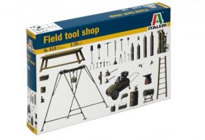 Field tool shop Italeri 419