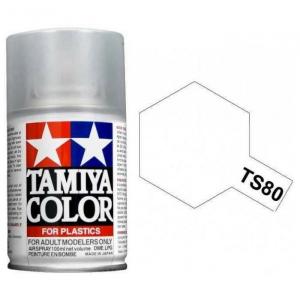Flat Clear Acrylic Spray