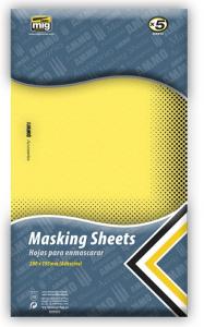 MASKING SHEETS
