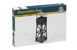 Observation Post ITALERI 418