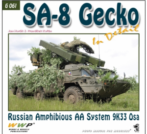Publ. SA-8 Gecko in detail