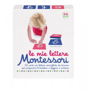Le mie lettere Montessori