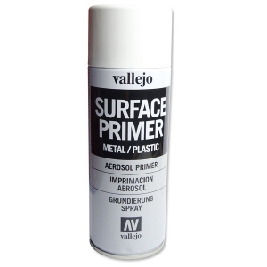Surface Primer Gray Spray