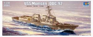 USS Momsen DDG-92 TRUMPETER 04527
