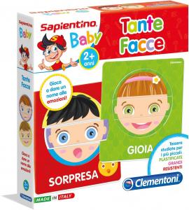 Sapientino Baby - Tante Facce