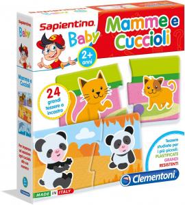 Sapientino Baby - Mamme e Cuccioli
