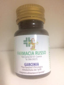 GARCINIA 50 CAPSULE BRUCIA-GRASSI FAVORISCE PERDITA DI PESO E METABOLISMO DEI LIPIDI
